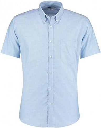 KUSTOM KIT - Camisa de Manga Corta Modelo Oxford para Hombre ...