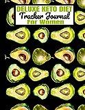 DELUXE KETO DIET Tracker Journal For