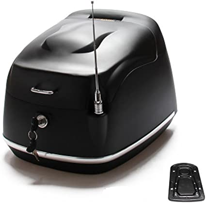AUTOINBOX - Caja Trasera Universal para Motocicleta: Amazon.es ...