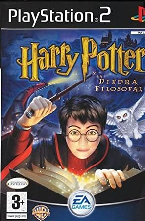 Harry Potter Y La Piedra Filosofal Proxima Generacion Ps2 Amazon Es
