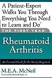 The First Year: Rheumatoid Arthritis: An Essential