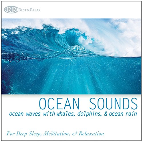 Price comparison product image Ocean Sounds: Ocean Waves with Whales, Dolphins, & Ocean Rain (Nature Sounds, Deep Sleep Music, Meditation, Relaxation Sounds of the Sea)