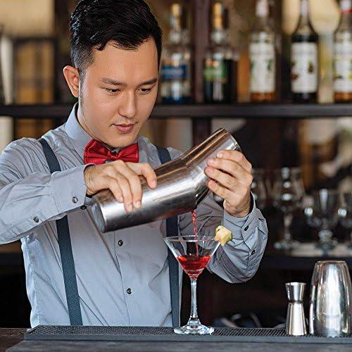 Moent Boston Shaker Edelstahl Cocktail Boston Shaker Mixbecher Getränk Barkeeper Bar Set Werkzeug Küche , Dining & Bar
