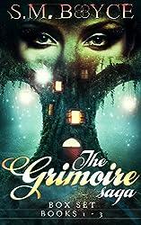 Grimoire Saga Box Set: Books 1-3 (of 4)