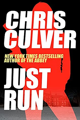 book cover of Just Run
