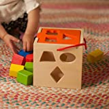 Fat Brain Toys Shape Sorter - Take Along Shape Sorter
