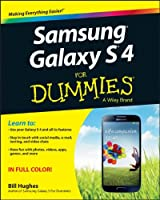 Samsung Galaxy S 4 For Dummies Front Cover