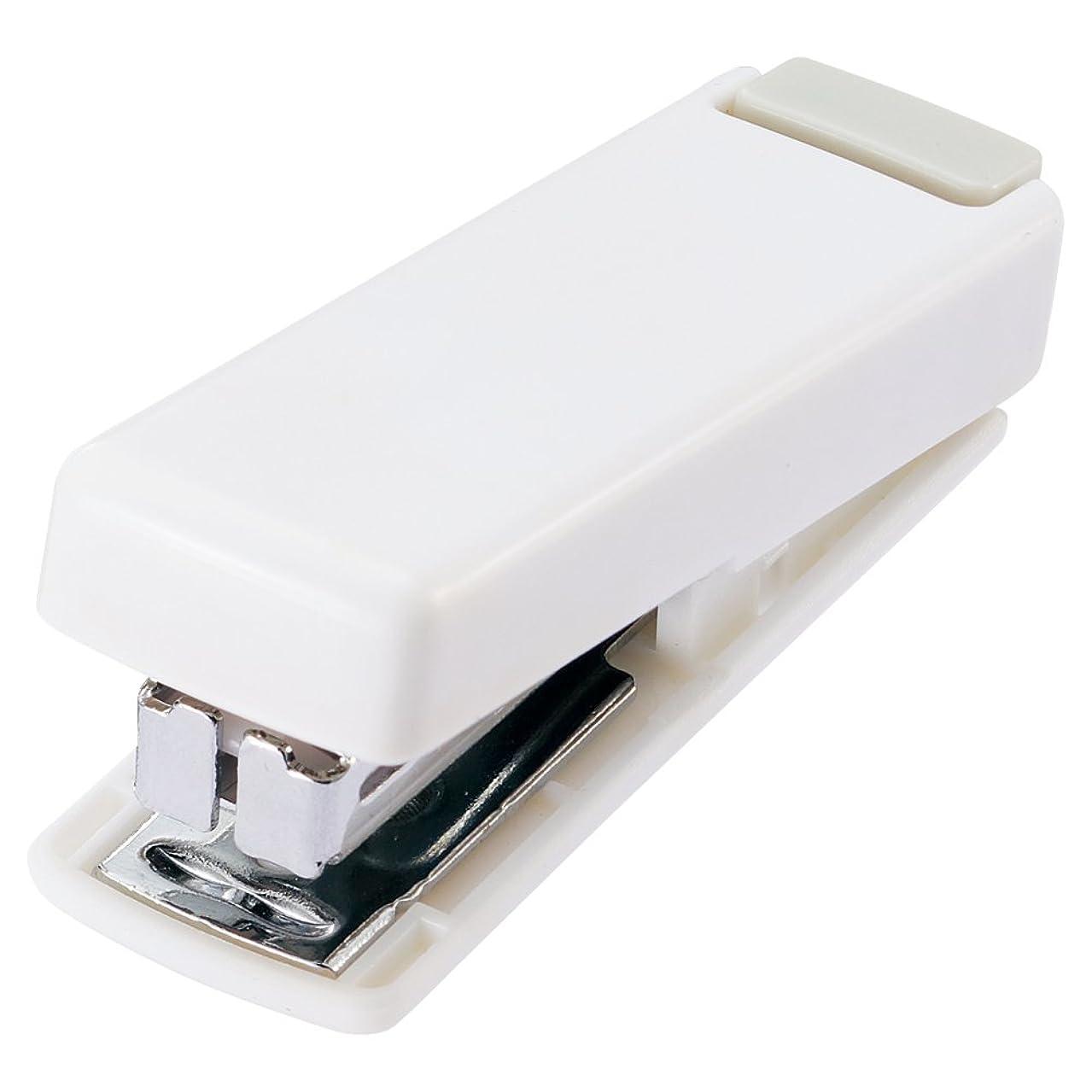 クモ突破口空のコクヨ 針なしステープラー ハリナックス コンパクトアルファ ダークネイビー SLN-MSH305DB