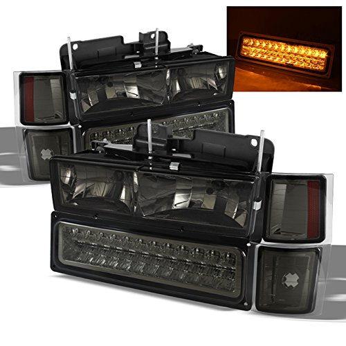 96 chevrolet silverado headlights - 4