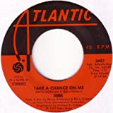 Take A Chance On Me / I'm A Marionette, 45 RPM Vinyl Single