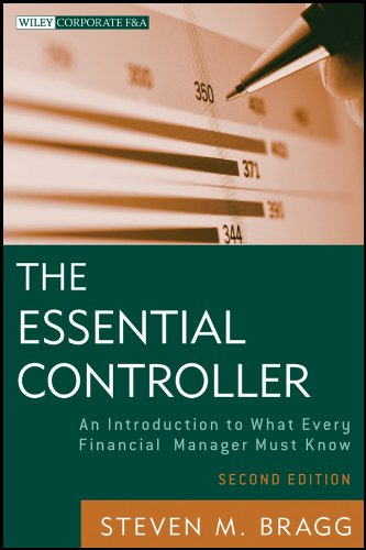 Download The Essential Controller: An Introduction to What Every Financial Manager Must Know (Wiley Corporate F&A) Pdf