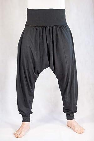 Pantalones Yoga Pilates Harem Etnicos Cagados Thai Uniforme Comodos Unisex Tallas