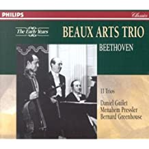 Beaux Arts Trio: The Early Years - Beethoven: 11 Trios