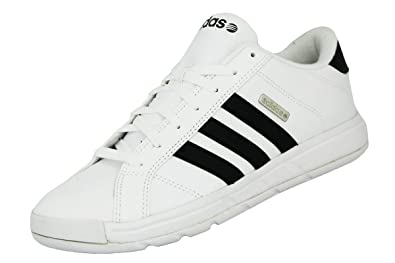Homme Neo Blanc Chaussures Sneakers Lge Cuir Adidas Coneo Mode 1FwzpxwYq