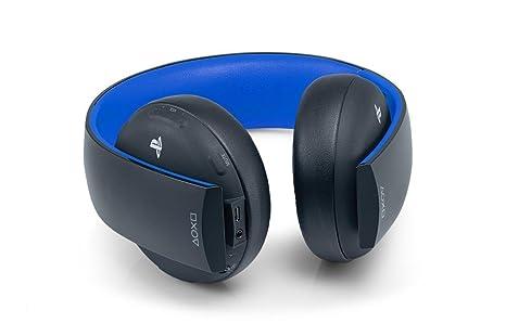 amazon com official sony playstation wireless stereo headset 2 0 rh amazon com PS4 Wireless Headset ps3 pulse wireless headset instruction manual