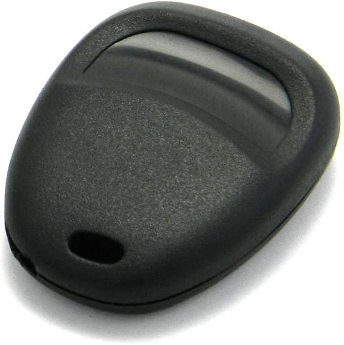 FCC ID: KOBLEAR1XT, P//N: 10443537 Pair of OEM Electronic 4-Button Key Fob Remotes Compatible With Chevrolet Pontiac