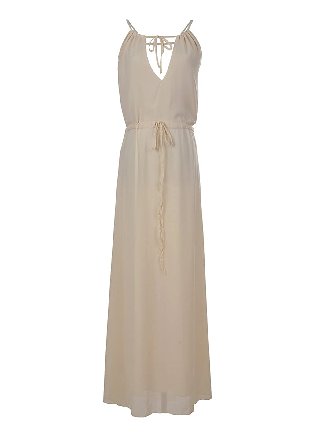 722744ac18 Top 10 wholesale Ivory Halter Maxi Dress - Chinabrands.com