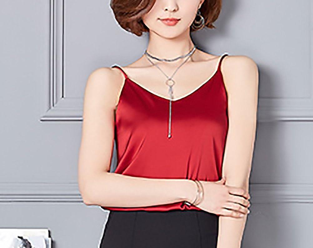 Blusas de moda seda