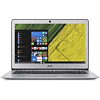 Acer Swift 3, 14' Full HD, 7th Gen Intel Core i3-7100U, 4GB DDR4, 128GB SSD, Windows 10, SF314-51-39NE
