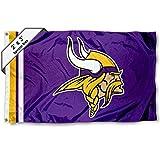 Minnesota Vikings 2x3 Feet Flag