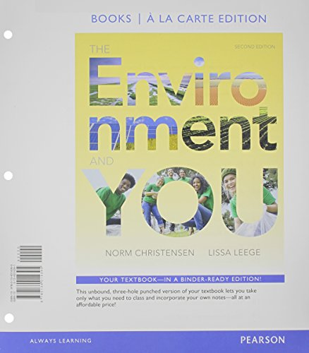 Environment+You (Looseleaf)