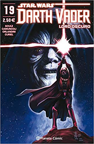 Star Wars Darth Vader Lord Oscuro nº 19/25 (Star Wars: Cómics Grapa Marvel)
