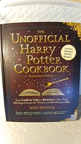 the unofficial harry potter cookbook expanded edition