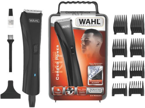 Wahl-Hybrid-Clipper-Haircut-amp-Bear-9699-Corded-Detachable-Blade-Dual-100-240V by Wahl