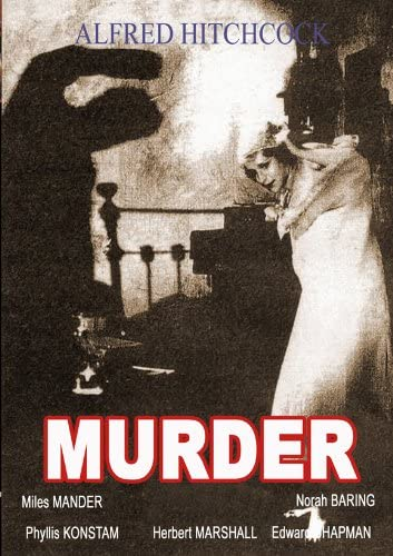 Murder is easy Wall art. Vintage book cover Reproduction poster