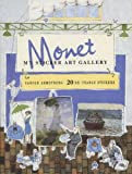 img - for Monet (My Sticker Art Gallery) book / textbook / text book