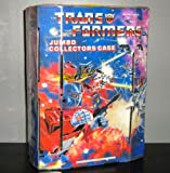 Vintage Transformers G1 Jumbo Collector's Storage Case with Metal Clasp (1984)