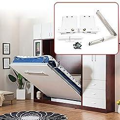 RanBB DIY Murphy Bed Hardware Kit, Wall ...