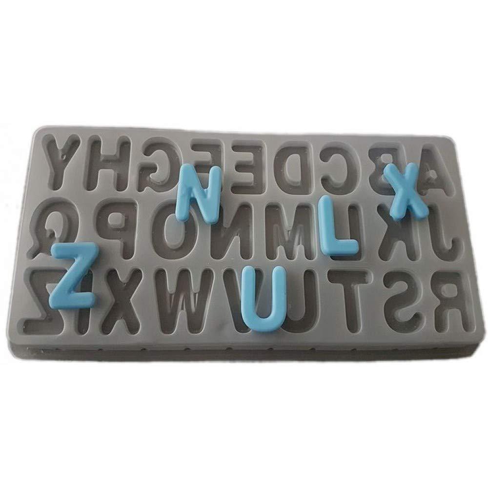 Buchstaben Pralinenform