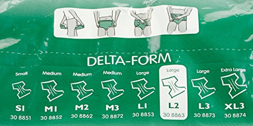 Amazon.com: Abena Delta Form Brief, Large, L2, 20 Count: Health ...