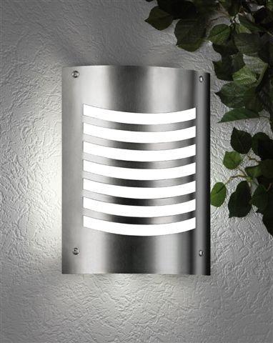 Luminaria para exterior CMD Aqua Smile 21, con sensor de movimiento