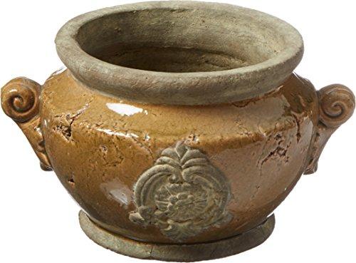 Italian Planter - Marshall Home and Garden Calabria Pot, Medium