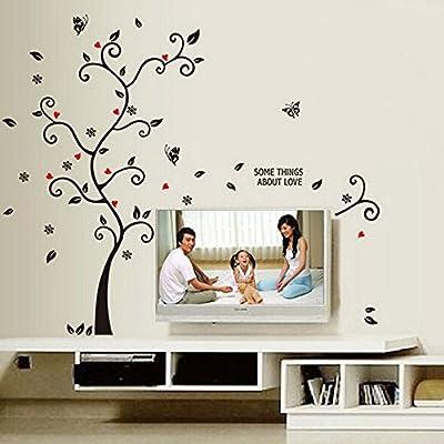 Family Tree Wall Decal,Art Wall Murals Decor,DIY Photo Frame Decor Wall Sticker: Baby