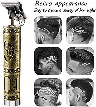 Directtyteam 2020 - Recortadora de pelo para hombre (120 minutos)