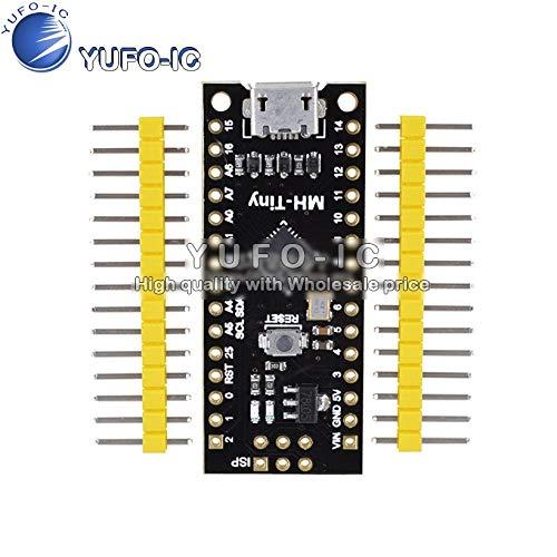 SAUJNN ATTINY88 Development Board Expansion Board Compatible with Nano V3.0 Improvement Board