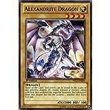 yugioh symphony - YuGiOh : YS12-EN001 1st Ed Alexandrite Dragon Common Card - ( XYZ Symphony Yu-Gi-Oh! Single Card ) by Deckboosters
