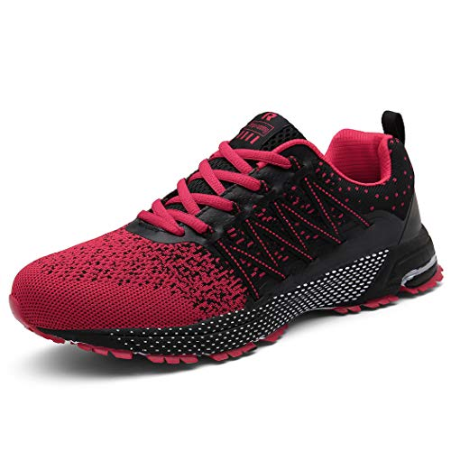 UBFEN Chaussures de Course pour Hommes et Femmes