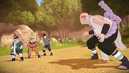 Amazon.com: Naruto: The Broken Bond - Xbox 360: Artist Not ...