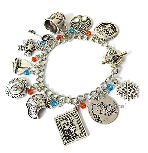 Beautiful Jewellery Collection (Once Upon a Time Charm Bracelet) (Peter Pan Once Upon A Time Costume)
