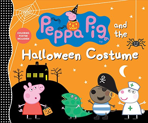 Price comparison product image Peppa Pig and the Halloween Costume