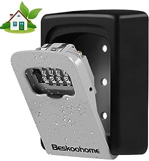 MASTER LOCK Key Safe [Medium Size] [Wall Mounted] - 5401EURD - Key