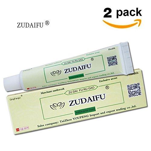 Antibacterial Ointment Creams - ZUDAIFU 2 Pack Natural Herbal Creams for Psoriasis & Eczema Pruritus Treatment, Psoriasis Eczema Peeling Herbal Creams (1.04 oz)