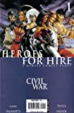 img - for HEROES FOR HIRE vol.2 #1-15 complete series (HEROES FOR HIRE (2006 MARVEL)) book / textbook / text book