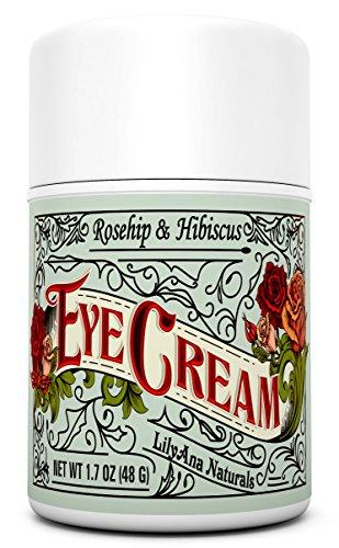 51LMyEDeDhL - Eye Cream Moisturizer (1.7oz) 94% Natural Anti Aging Skin Care