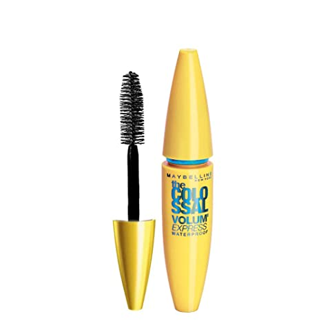 48170f84845 Buy Maybelline New York Volume Express Colossal Masacara, Waterproof,  Black, 10g Online at Low Prices in India - Amazon.in