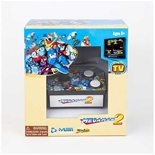 MSi Megaman 2 TV Arcade Plug & Play